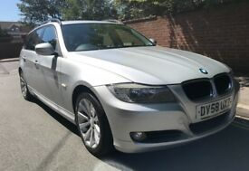 BMW 320d TOURING 2008!!!FULL SERVICE HISTORY MOSTLY FROM MAIN DEALERS REDUCED!!!