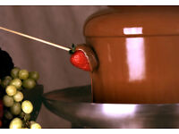 Chocolate Fountain & Candy Cart Hire