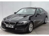 BMW 5 Series 518D SE (black) 2014-07-01