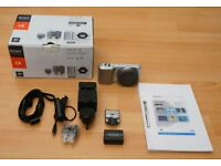 Sony Alpha NEX-3 Digital Camera, Body Only (NO Lens), Boxed, Full Working Order