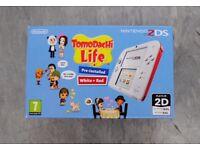 Nintendo 2DS Tomodachi Life Brand New £80