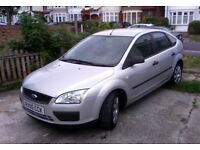 FORD FOCUS LX 1596cc 5dr MANUAL
