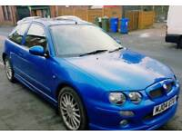 MG ZR 04reg hpi clear 64k tax tested leather interior