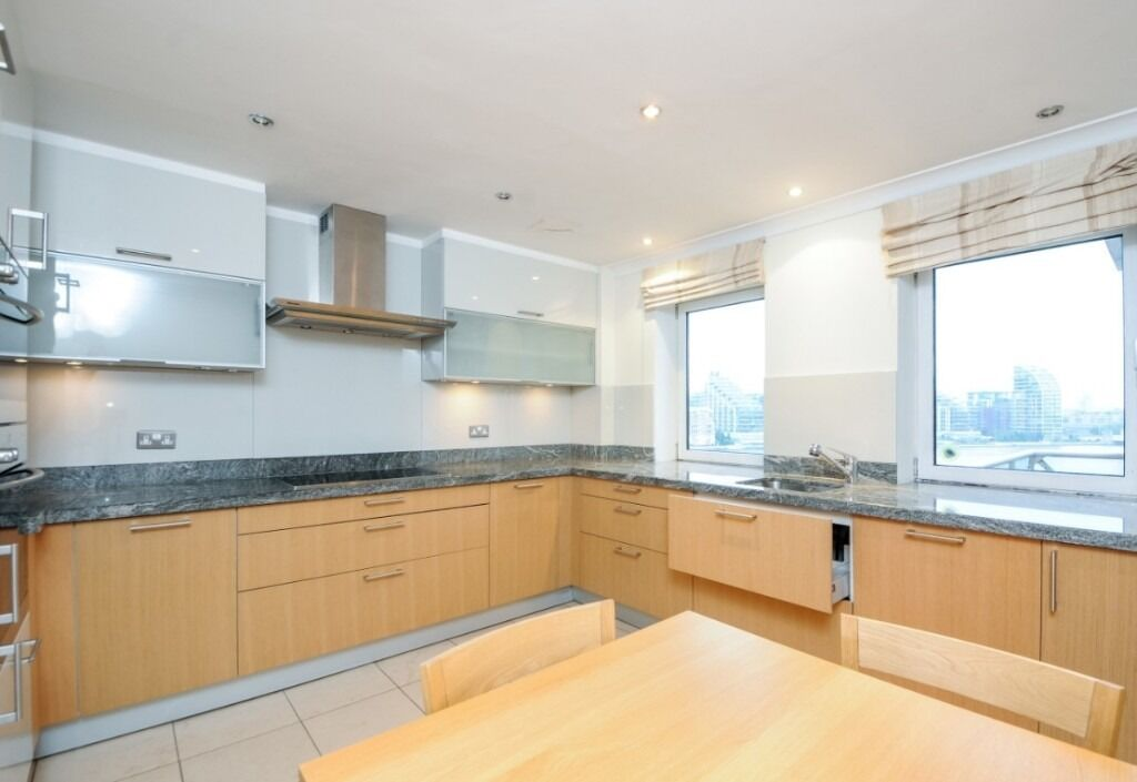 A good sized two double bedroom riverside apartment, William Morris Way, SW6