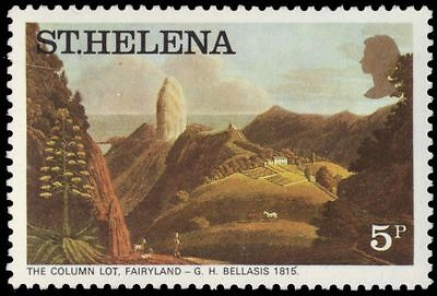 """ST. HELENA 300 (SG321A) - """"The Column Lot, Fairyland"""" by G.H. Bellasis (pa83555)"""