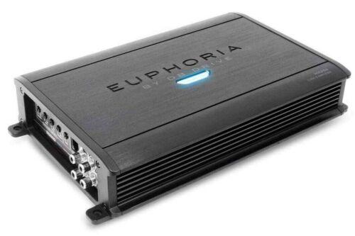 DB Drive Euphoria M2250 2250 Watt RMS Monoblock Class-D Amplifier Car Sub Amp
