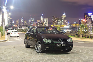 07 SUPERCHARGED Mercedes-Benz CLK200K Coupe,$16.5K THIS WEEK ONLY Preston Darebin Area Preview