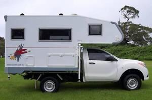 2012 Ozcape Optima Slide On 4x4 Motorhome with Shower & Toilet Albion Park Rail Shellharbour Area Preview