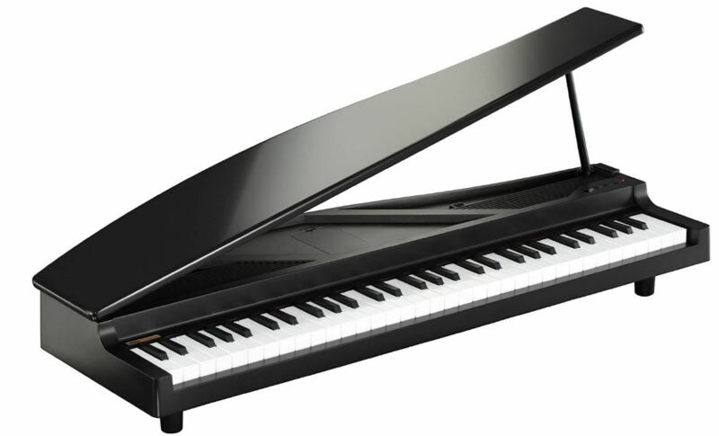 KORG microPIANO MICROPIANOBK 61-key Mini Keyboard Black Tracking Number NEW