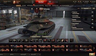 World Of Tanks Account  98 Tanks  Premium Time  Over 148 000 Free Xp