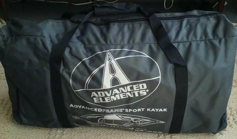 Advanced Elements Advanced Frame Sport Inflatable Kayak - Orange