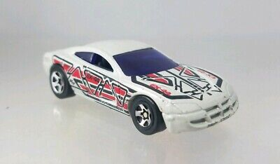 Hot Wheels Dodge Charger R/T Silver Super 6 in 1 Track Set Exclusive - (Hot Wheels Super 6 In 1 Track Set)