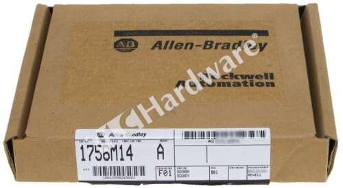 New Allen Bradley 1756-M14 /A ControlLogix Logix5555 3.5Mbyte Memory Module