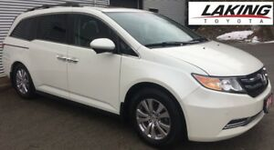 2014 Honda Odyssey LOADED WITH THOUGHTFUL TOUCHES Clean Car Proo