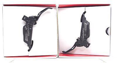 Sram CODE R Disc Hydraulic Brake Set F:950mm /& R:1800mm B1 Black New in Box