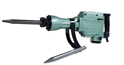 1500w Demolition Electric Jack Hammer 1500 Watt 1400bpm Concrete Breaker 2 Bits