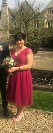 OCCASION DRESS - SIZE 12
