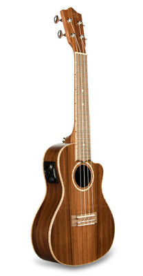 Lanikai MRS-CEC Concert All Solid Morado Acoustic/Electric Ukulele & Gig Bag
