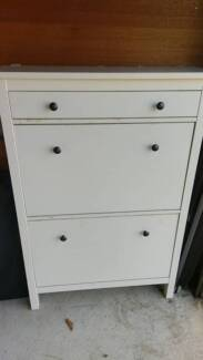 IKEA Shoe cabinet HEMNES ($199 new!)