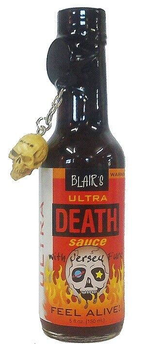 Blair´s Ultra Death Sauce scharfe Chilisauce rd. 800000 Scoville (14,63€/100 ml)