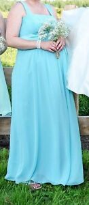 Formal/Bridesmaid maternity dress - REDUCED