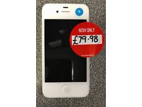 Apple iPhone 4s 16gb EE