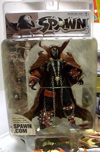 SPAWN-3-Special-Edition-MINT-IN-BOX-McFarlane-COLLECTORS-CLUB-Figure-RARE
