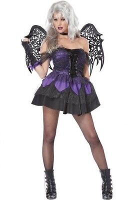 Skullicious Fairy Adult Halloween Costume