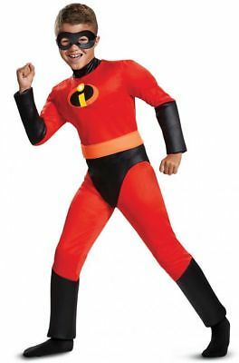 Disney Pixar - Incredibles 2 - Deluxe Dash Toddler/Child - Incredibles Costume Toddler