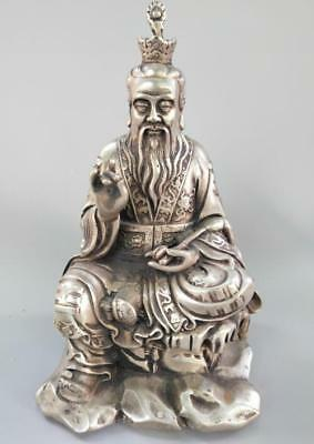 China's exquisite Taoist god old man crafts Statue