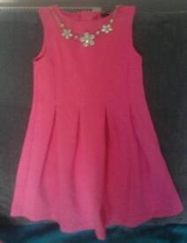 5 Girl summer dresses size 4-5