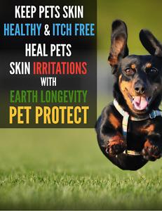 Earth Longevity Skin - Pet Protect