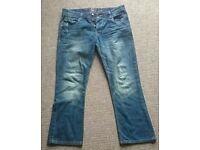 Mens Jeans W34, L30
