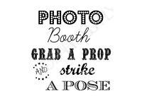Photobooth hire - Wedding • Birthdays • corporate