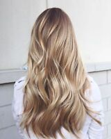 *BEAUTIFUL HAIR EXTENSIONS!*