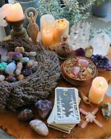 Witchy Kitty Tarot Readings - 2 hour reading via email - 35.00