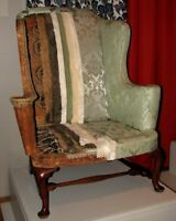upholstery and repairs all types of furniture
