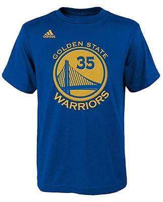 adidas Kevin Durant Golden State Warriors Youth Boys Shirt $25 Clearance - Clearance Boys