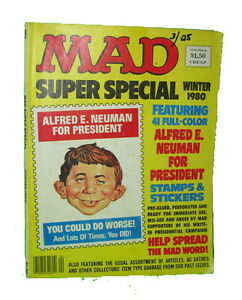 Bande Dessiné MAD Magazine