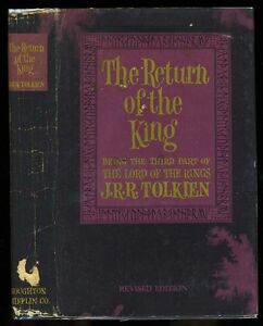 Tolkien-JRR-Lord-of-the-Rings-Trilogy-HB-DJ-American-1st-1st-amp-2nd-Rev-ed-039-67