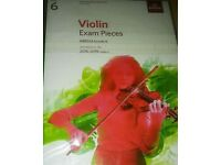 Violin Exam Pieces 2016-2019, ABRSM Grade 6, Score & Part: Selected from the 2016-2019 syllabus