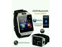 BLUETOOTH SMART WATCH FOR SAMSUNG OR IPHONE