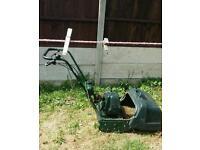 Cylinder lawnmower