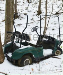 Will buy any unwanted or broken down golf carts *CASH$