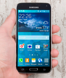 SAMSUNG GALAXY S5 Android Phone