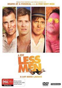 A Few Less Men DVD R4 New & Sealed 2017