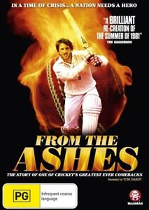 From The Ashes (DVD, 2011)-REGION 4-Brand new-Free postage