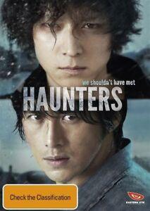 Haunters-DVD-2011-Brand-New-amp-Sealed-Region-4-DVD-Free-Shipping-Australia-w