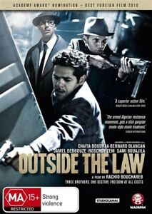 Outside-The-Law-DVD-2012-Brand-New-amp-Sealed