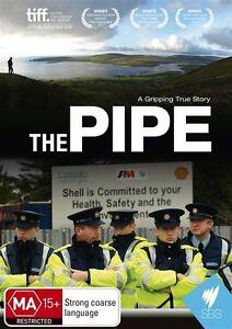 The Pipe (DVD, 2011) Irish Documentary. Brand New & Sealed Region 4 DVD - D36